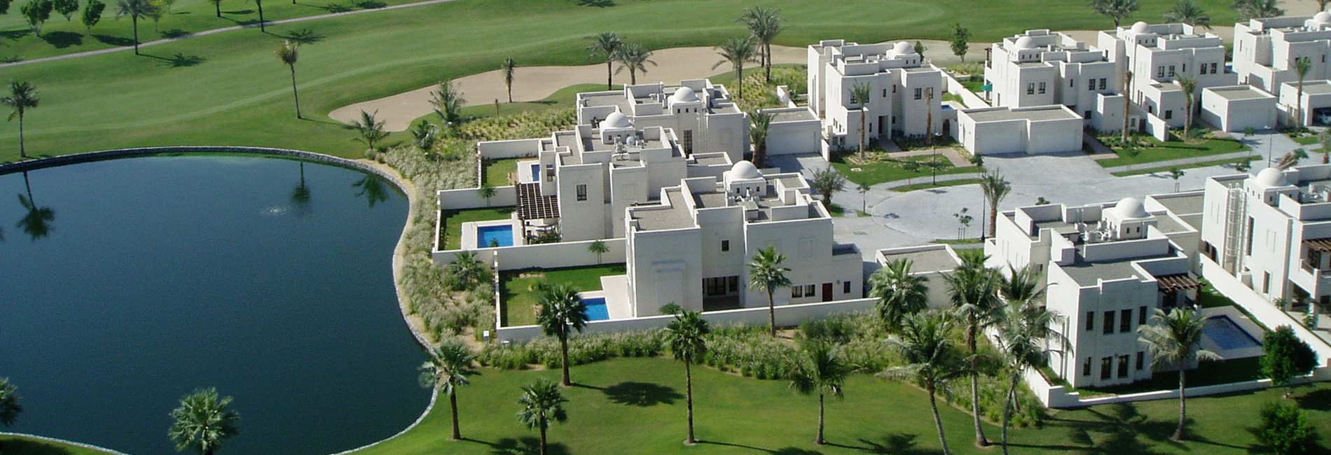 <strong>Trust a New Company with 40 Years of History </strong><br/><br/><span>Villas at Dubai Creek Golf & Yacht Club – Dubai</span>